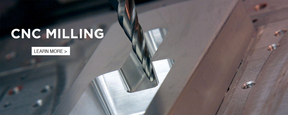 Chartway CNC Milling Services