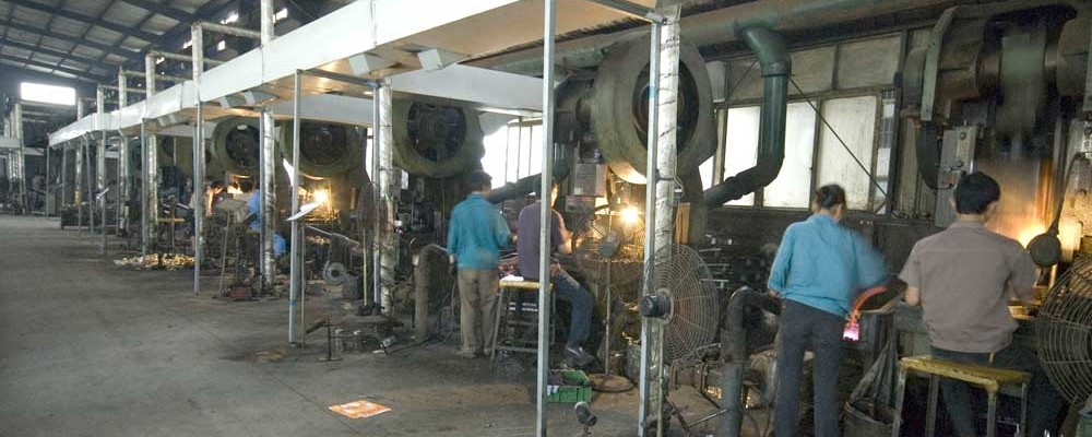 Chartway Hot Forging and Precision Machining Services